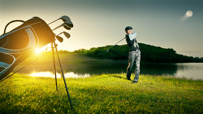 history of golf in 15th century