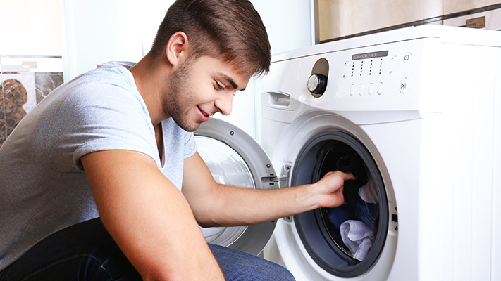 how to care of linen fabric laundering