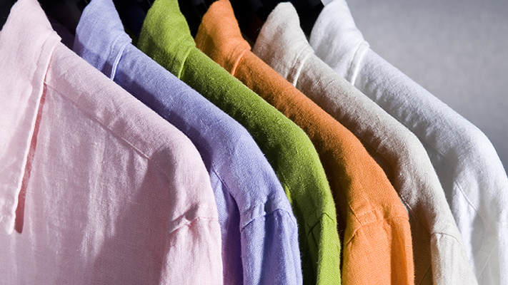 how to care of linen garments