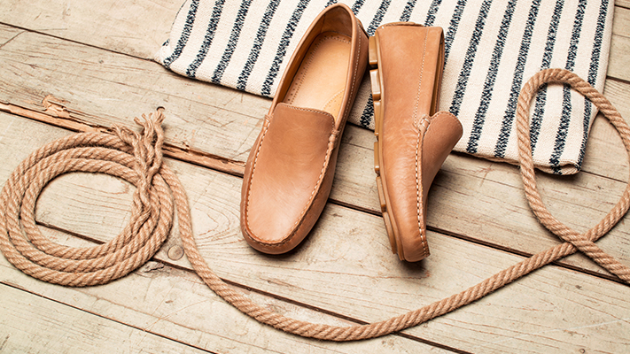 how to look stylish in loafers