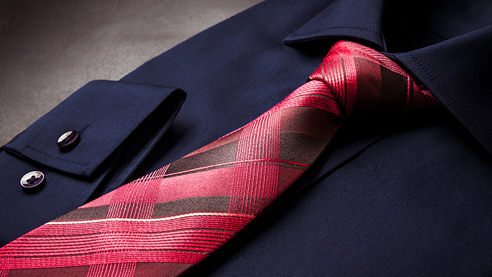 how to master knotting your tie