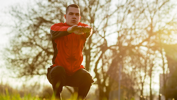 how to prepare for boot camp exercises
