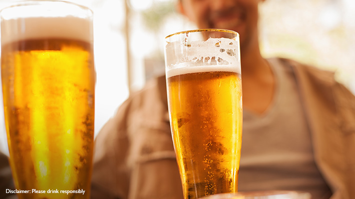 how to reduce your beer belly