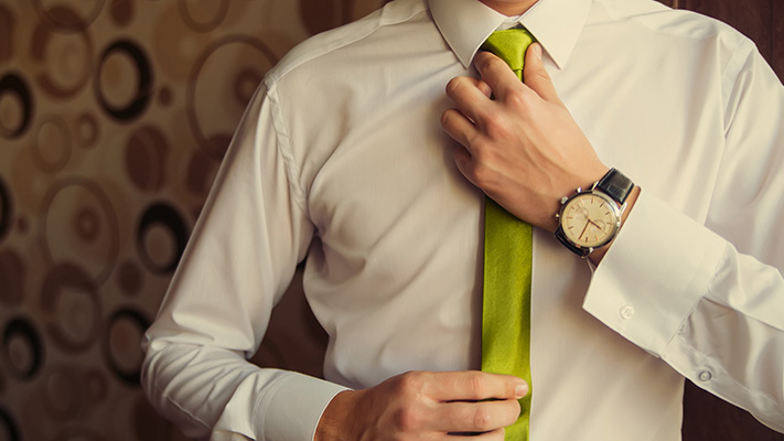 how to remove tie knot