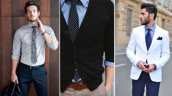 how to rock polka dots