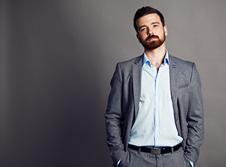 how-to-style-blue-shirt