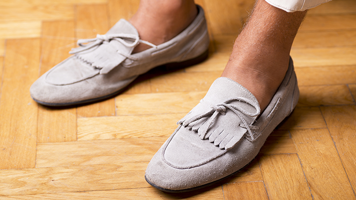 how to wear style loafers
