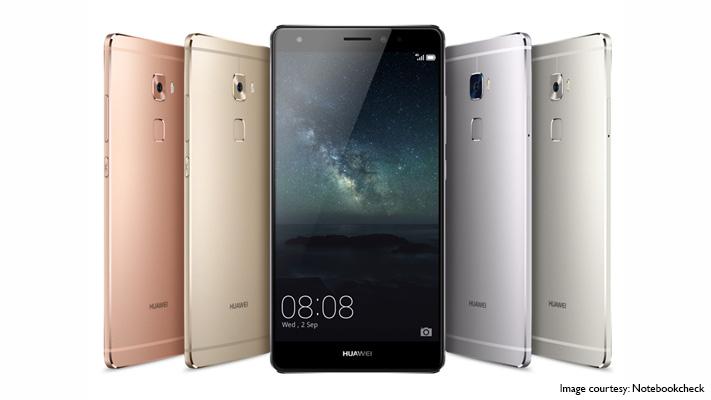 huawei mate s advanced slim mobile phone