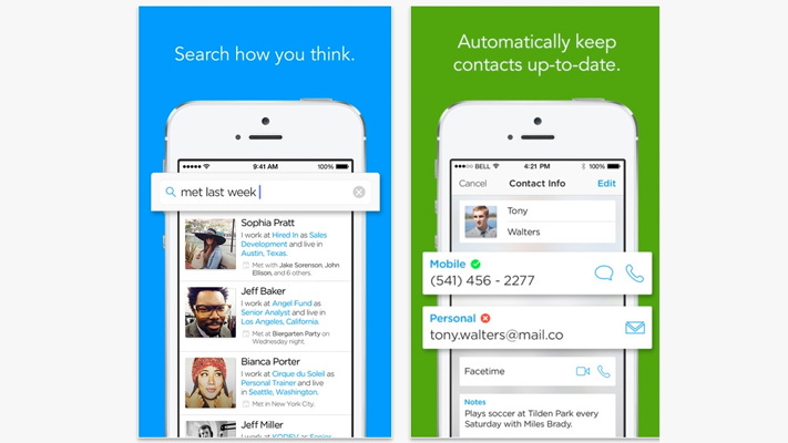 humin best iphone apps list