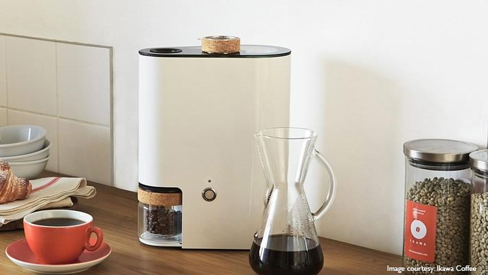 ikawa home roaster smart coffee maker