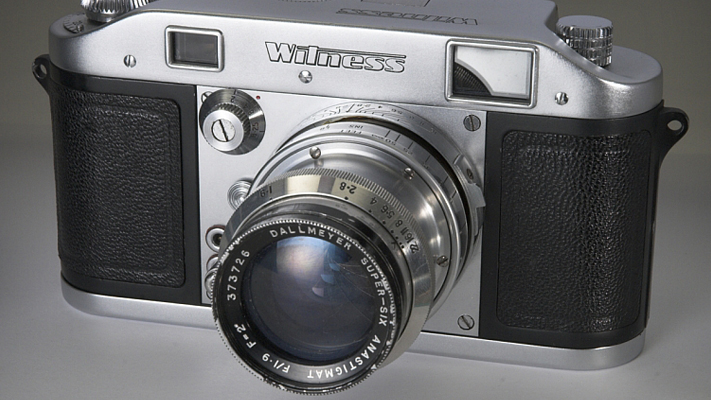 Ilford witness best classic film Cameras