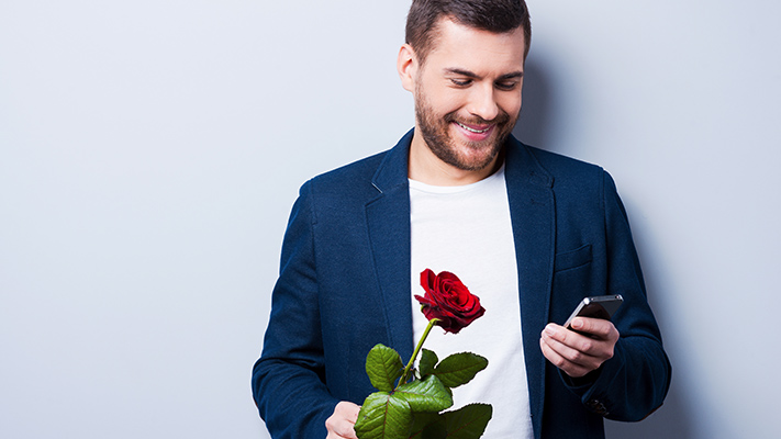 impress girl with gifts flowers