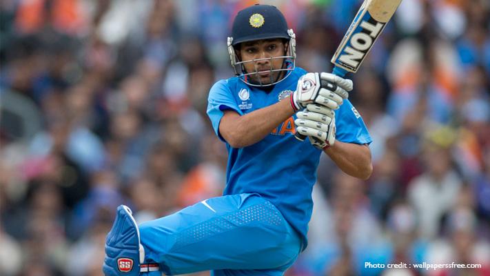 india vs australia top batsman rohit sharma