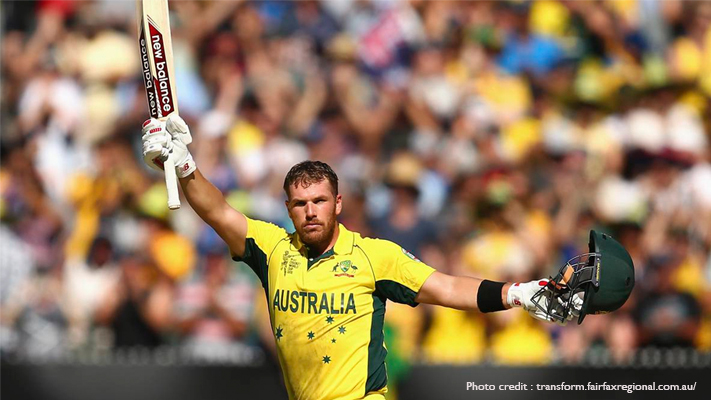 india vs australia top players aaron finch
