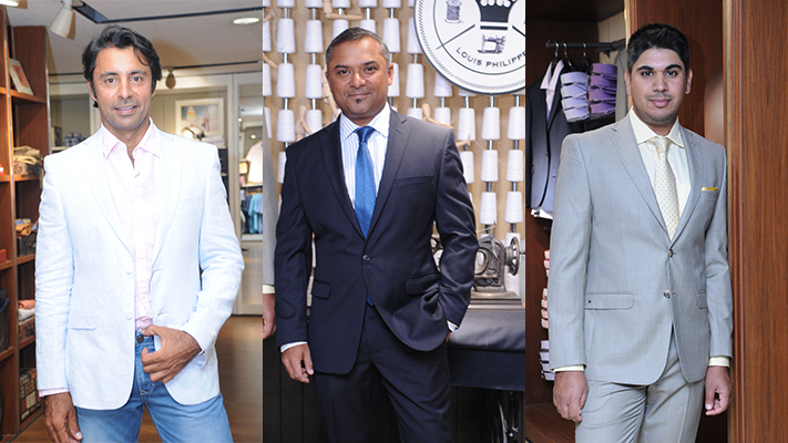 indian golf stars with classic fashion style