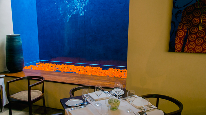 Indigo mumbai luxury dining restaurant