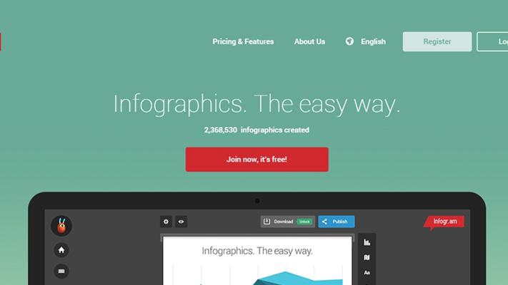 infogram most useful web tools 2014