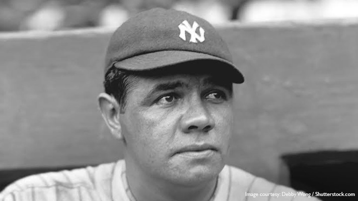 inspirational sportsmen in the world babe ruth