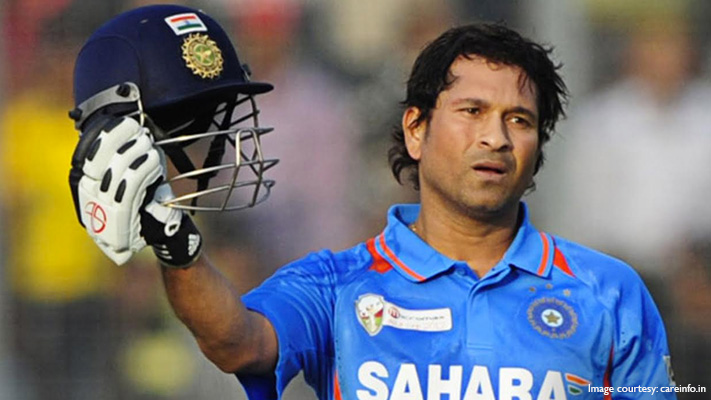 inspirational sportsmen in the world sachin tendulkar