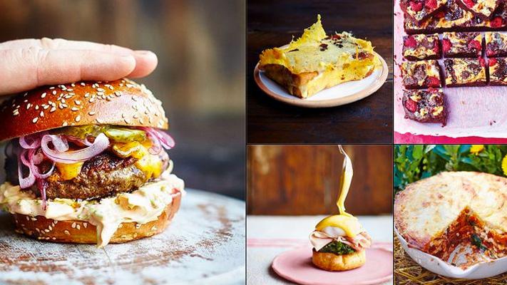Jamie oliver food instagram accounts to follow