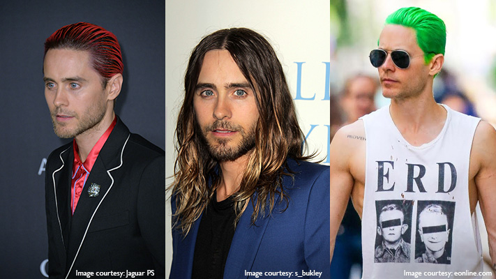 jared leto stylish american actor