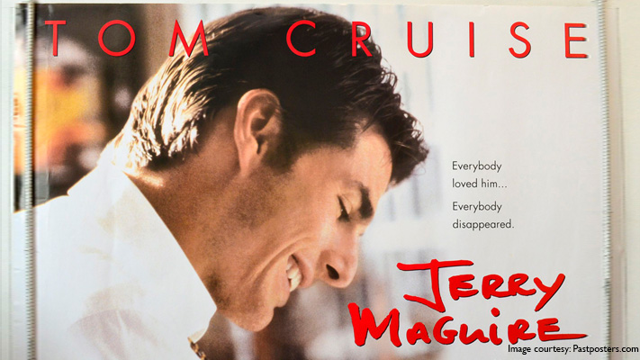 jerry maguire inspires to be an entrepreneur