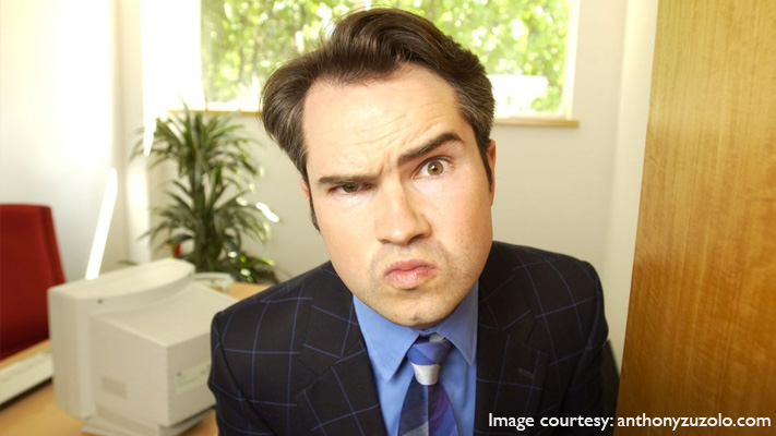 jimmy carr roger federer with downs syndrome