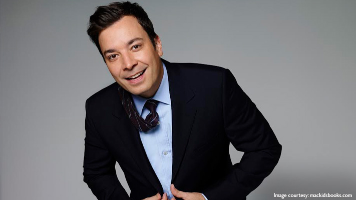 jimmy fallon single breasted blazer style