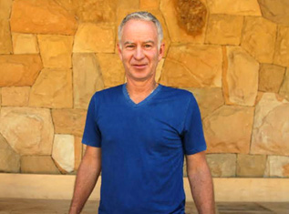 In pursuit of excellence: John McEnroe