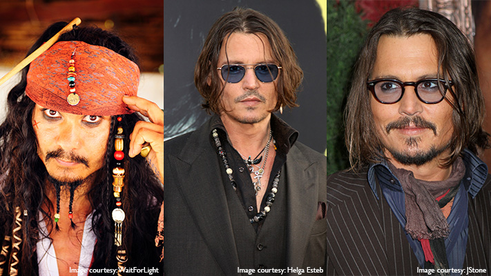 johnny depp hollywood actor