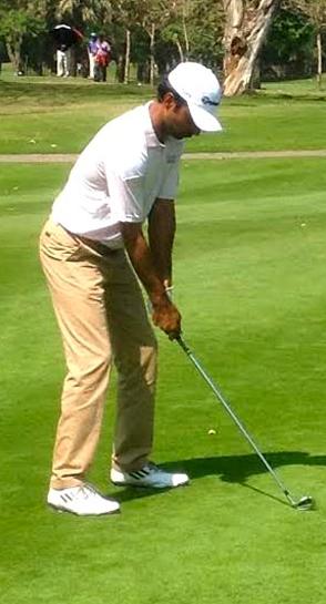 Golfer Jyoti Randhawa interview