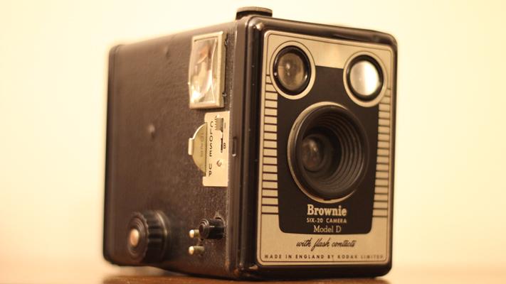 Kodak Brownie best Vintage Cameras