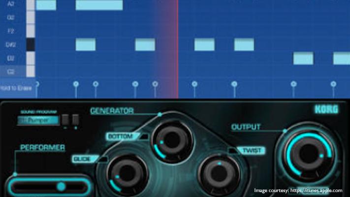 korg gadget best ios music apps