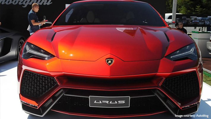 lamborghini urus powerful twin turbo v8 engine