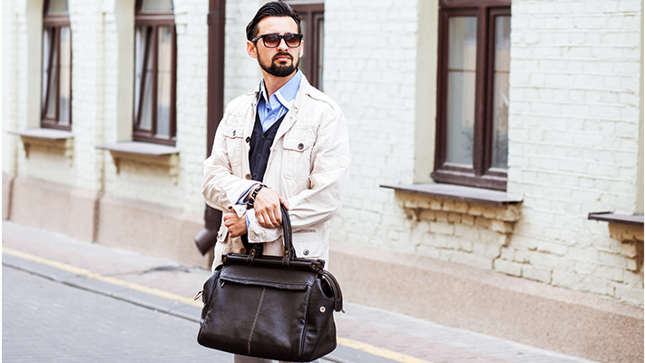 leather duffel bag best travel essentials