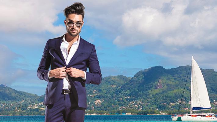 linen suit fashion guide for men