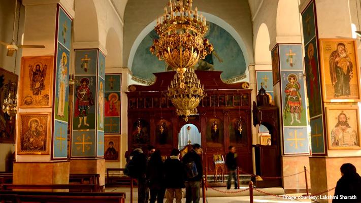 madaba must see place in jordan