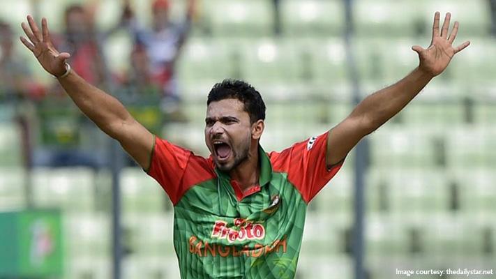 mashrafe mortaza bangladesh cricket team