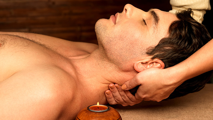 massage stimulates your body and cures fatigue