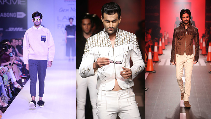 Mens designer clothes at lakme fashion week 2014