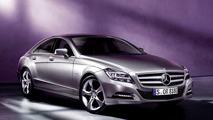 mercedes benz cls best luxury sedans 2014