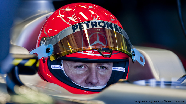 michael schumacher most successful f1 driver