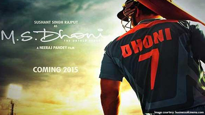 ms dhoni the untold story inspirational biopic of indian cricket captain