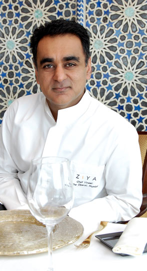 Multi Award Winning Chef Vineet Bhatia