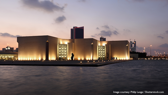 national museum top destinations in bahrain