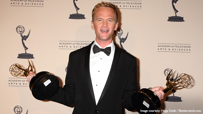 neil patrick harris casual clothing style