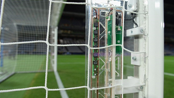 New Goal line technology fifa World Cup
