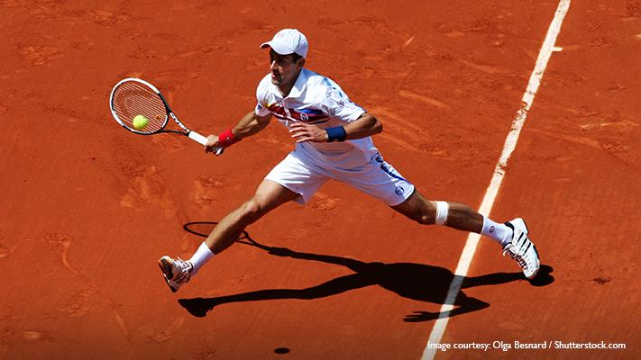 novak djokovic all round tennis star