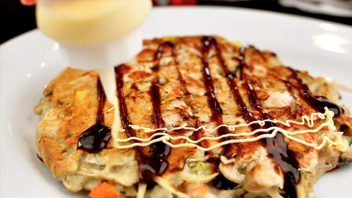 okonomiyaki japanese style pancake recipe