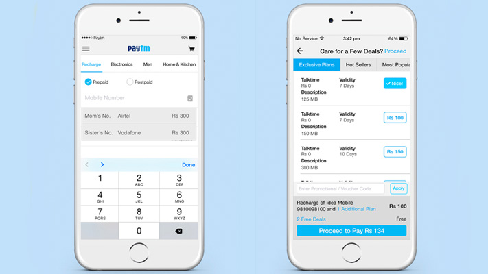 paytm biggest mobile wallet in industry